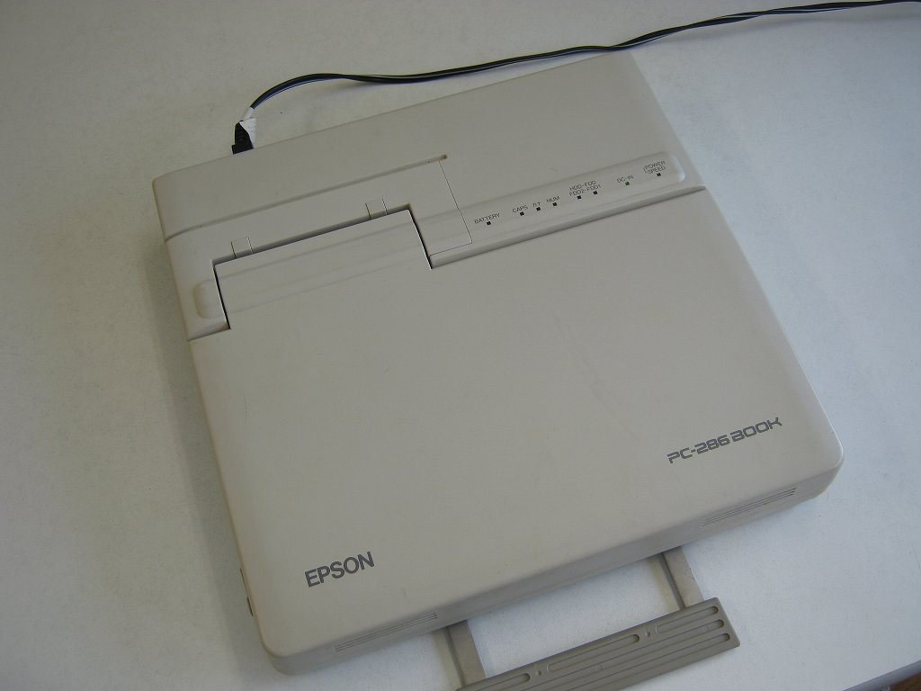 EPSON PC-286 BOOK